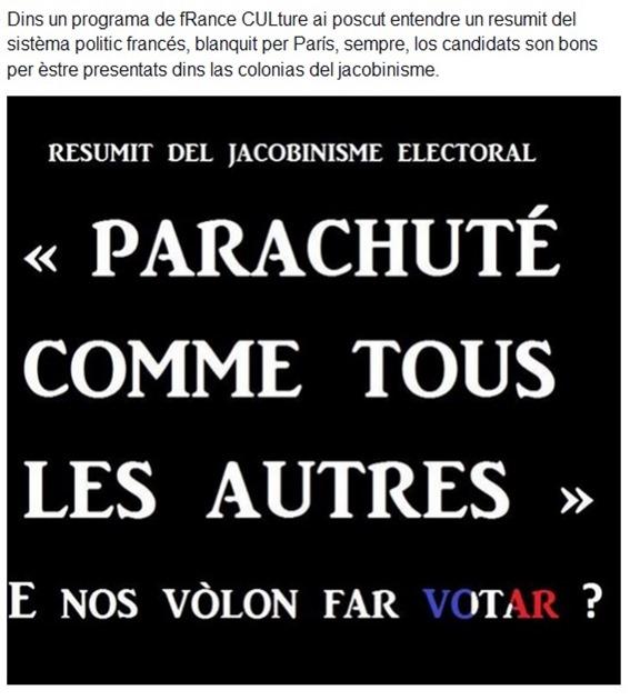 colonia del jacobinisme electoral