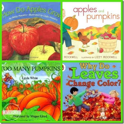 books about fall square