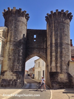 French Village Diaries Cycling Charente-Maritime France Tonnay-Boutonne