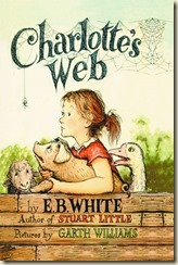 Charlottes Web cover 1952