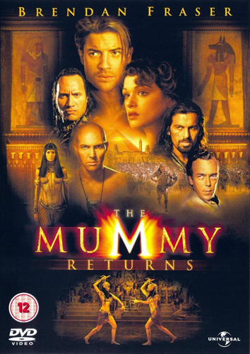 Xác Ướp Ai Cập 2 - The Mummy Returns