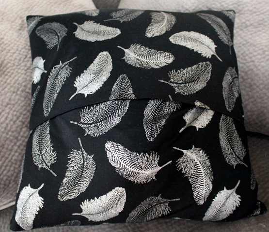 Turning Points Quilted Pillow
