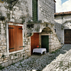 Old Zadar(Croatia) by Horia Scubli - Buildings & Architecture Other Exteriors