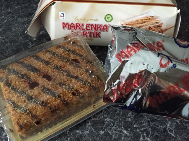 marlenka cakes