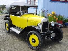 Citroen 1922 C 5 HP