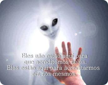 Acreditem Extraterrestres