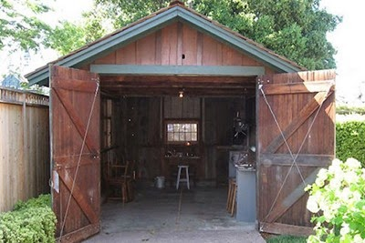 Garage where Hewlett Packard started