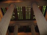 Inside the Parthenon replica in Nashville TN 09032011e