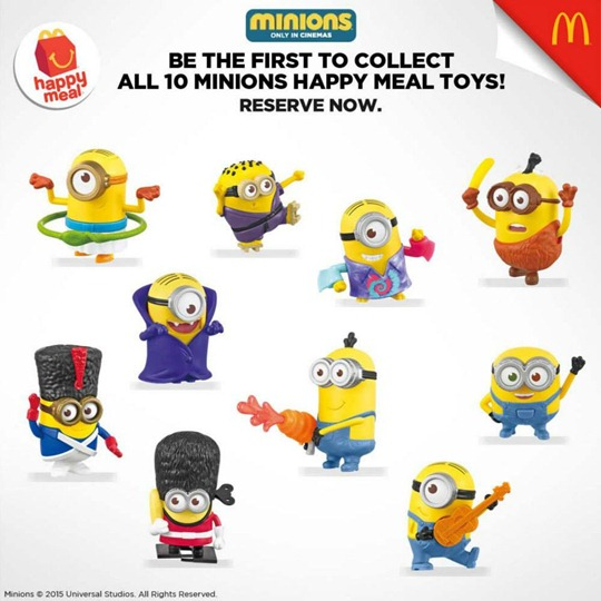 Minions-Happy Meal_Pre-Ordering