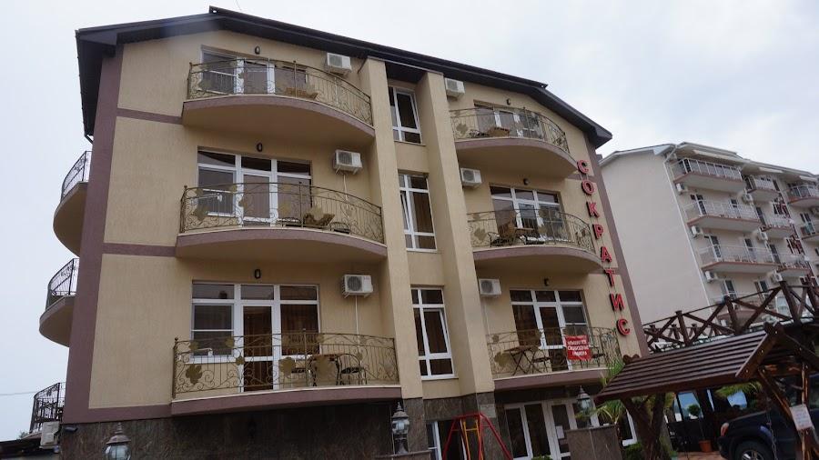 Отель Сократис
