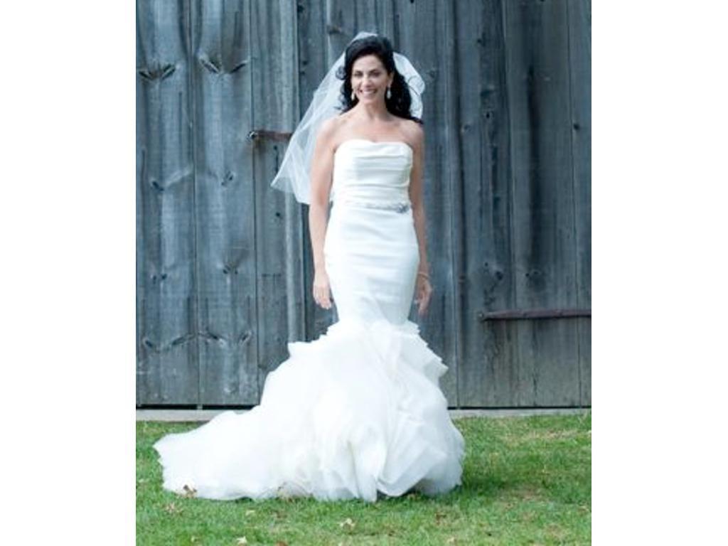 Strapless Wedding Dresses Vera Wang | HD Wallpaper