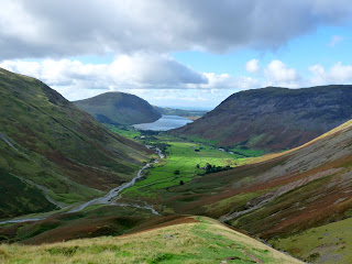 Looking towards Wastwater