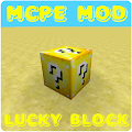 Lucky Block Mod For McPE
