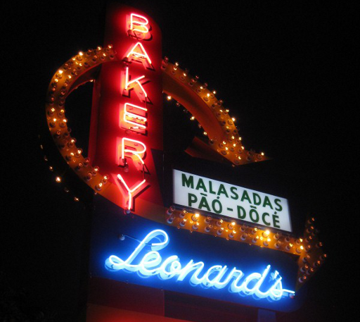 Leonard's Bakery in Honolulu