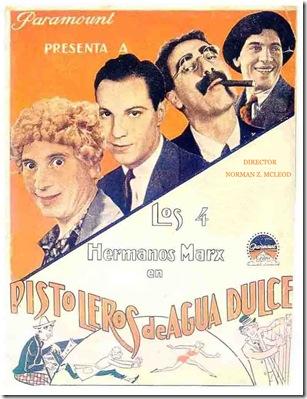 Pistoleros de agua dulce (1931)