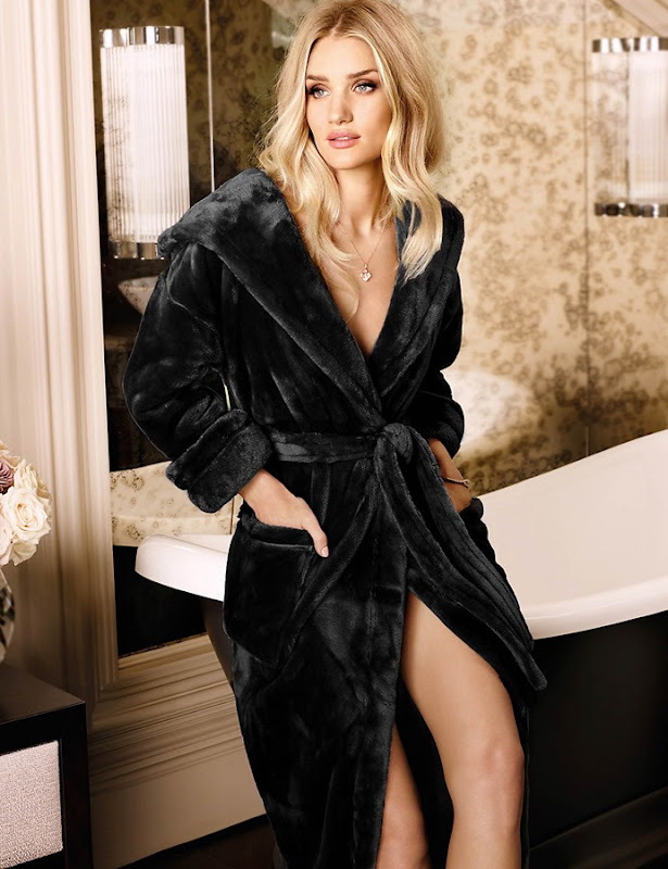 M S-Rosie-Autograph-Hooded-Luxury-Dressing-Gown