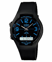 Casio Standard : AW-90H