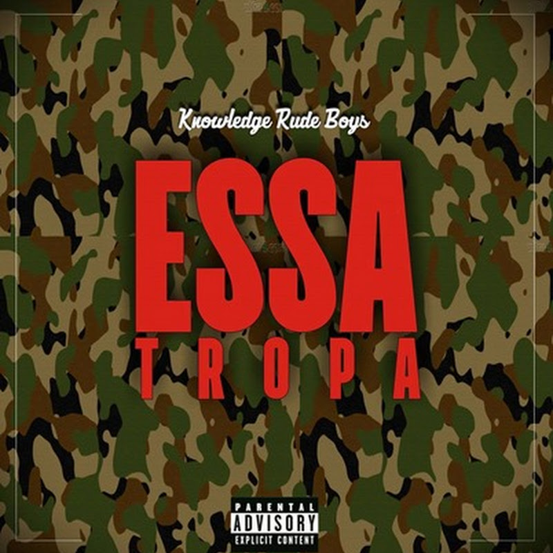 Knowledge Rude Boyz–Essa Tropa (Rap 2k15) [Download]