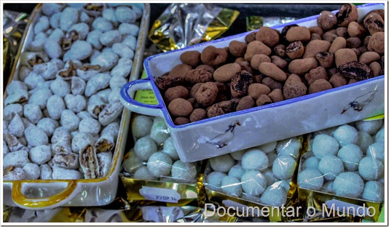 Mercado coberto de Sarlat