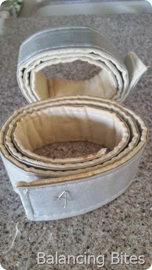 Wilton Bake Even Strips - Balancing Bites