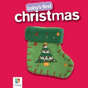 Baby's 1st Christmas picture book