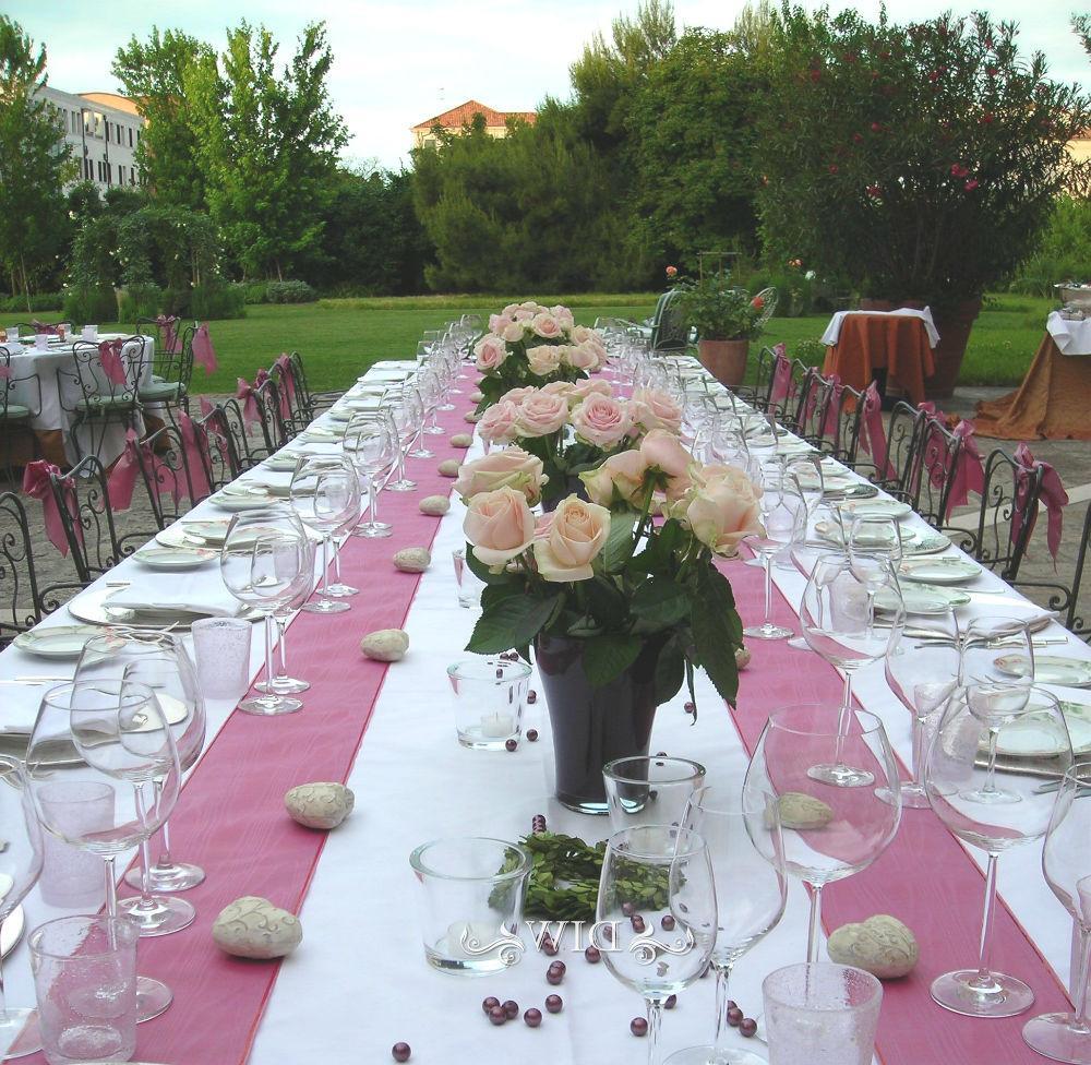 Italian Wedding Receptions
