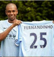 Fernandinho Man City transfer