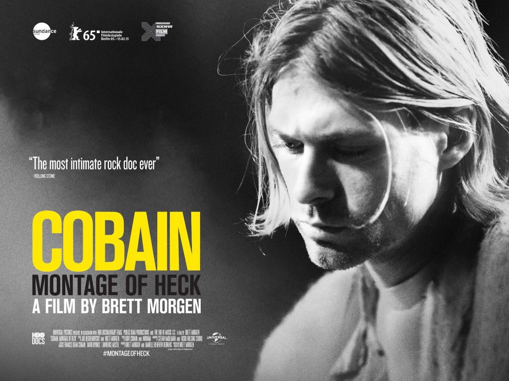 Kurt Cobain: Montage of Heck Wallpaper
