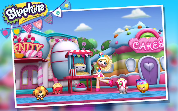Shopkins World! APK screenshot thumbnail 3