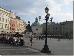Wawel, Kathedrale, Abschiedsessen in Krakau 022