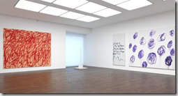 Gagosian Twombly