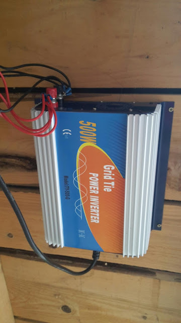 500w grid tie power inverter
