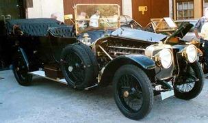 Panhard 1912 X18