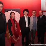 Francisco Gil, Taiki Matsumoto, José Luis Ruiz del Puerto y Juan Grecos.