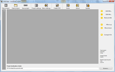 Tips Jitu Convert File Video ke Format DVD