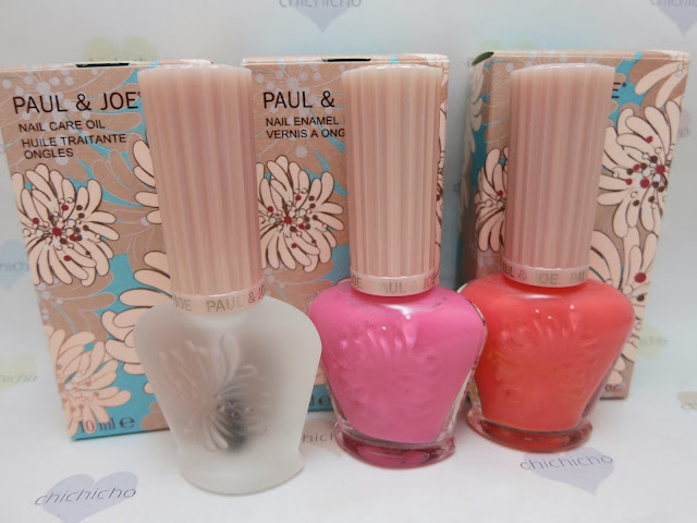 Paul & Joe #32 Swatch (Peachy Coral)