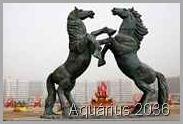 estatua-dois-cavalos-ordos
