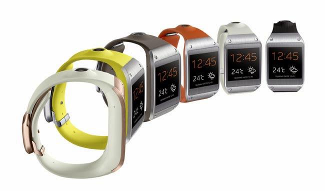 Samsung Galaxy Gear - Spesifikasi Lengkap dan Harga