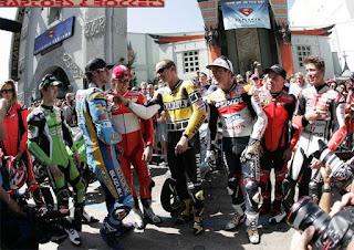 Jadwal Moto GP paling panas