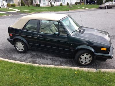 1992 Cabriolet