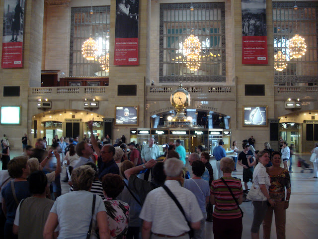 vanderbilt station in New York City, New York, United States
