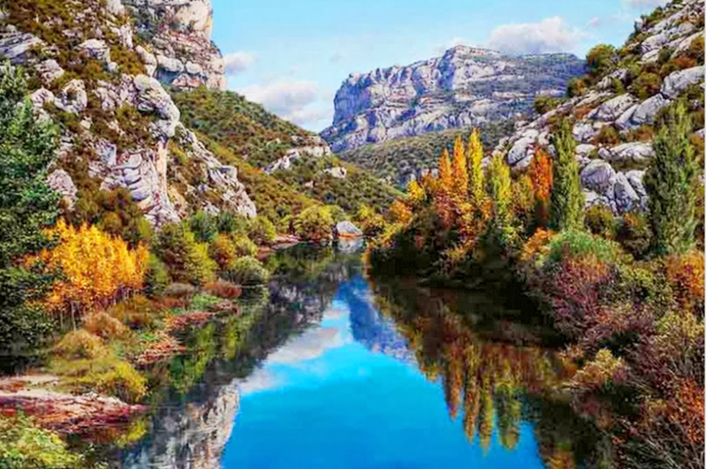 30 paisajes que cuesta creer que existen Viajes  - Foto De Paisajes Hermosos