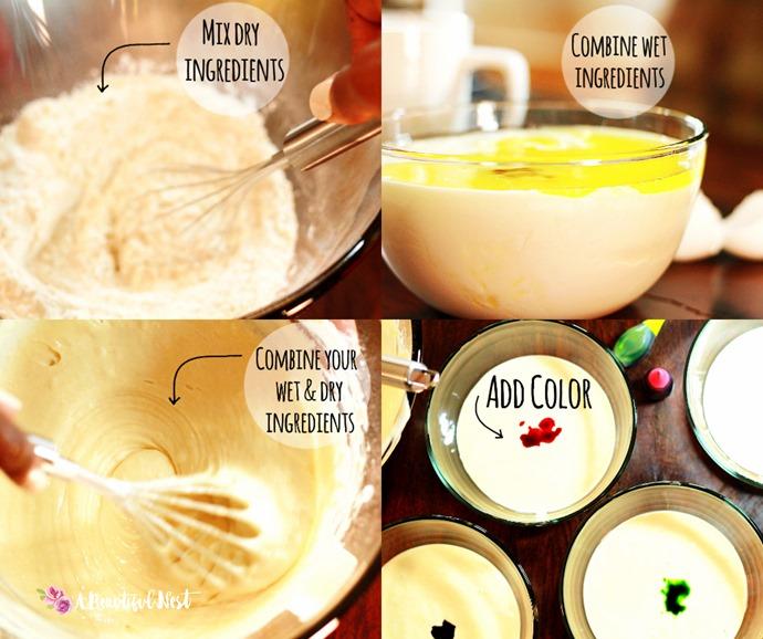 Rainbow-Pancakes-ingredients