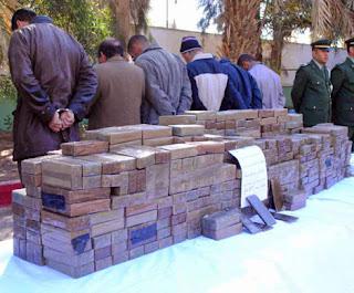 Trafic de drogue: L'Aid El Adha ne dissuade pas les narcotrafiquants !