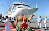 Cruise tourists book with travel agencies, spend more money