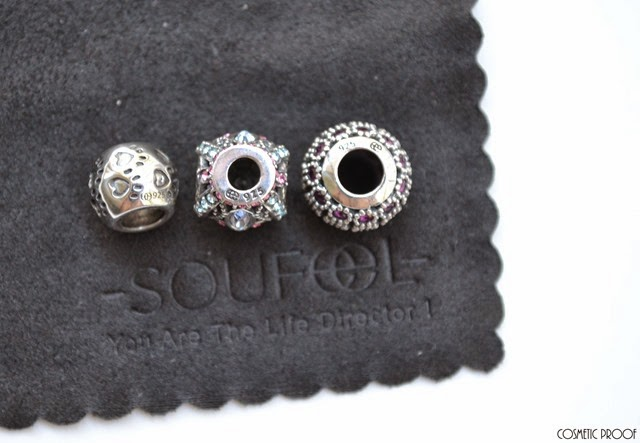 SOUFEEL Sterling Silver Charm Bracelet Review Pandora (6)