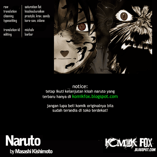 Download Naruto 542 Baca Komik page credits