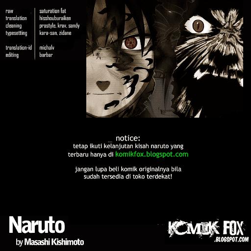 Manga Naruto 539 page 2