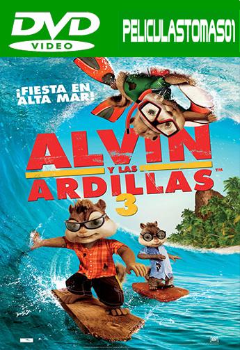 Alvin y las ardillas 3 (2011) DVDRip