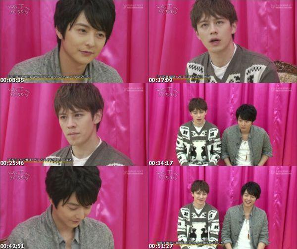 [TV-Variety] きくちから – #20 WaTへ きくちから (FujiTV Next 2016.01.23)